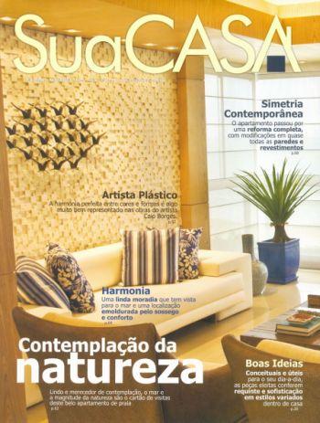 Capa da revista Sua Casa